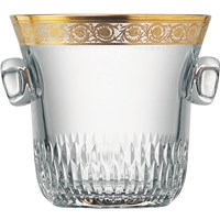 St. Louis Thistle Gold Champagne Bucket