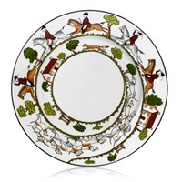 Wedgwood Hunt Scene Bread & Butter Plate