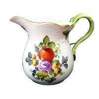 Herend Fruits & Flowers Creamer