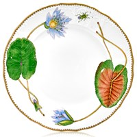 Anna Weatherley Seascape Waterlily Dinner Plate