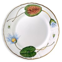 Anna Weatherley Seascape Waterlily Round Platter