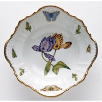 Anna Weatherley Old Master Tulips Round Open Vegetable Bowl