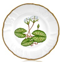 Anna Weatherley Seascape Waterlily Salad Plate