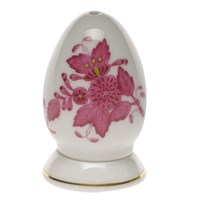 Herend Chinese Bouquet Raspberry Pepper Shaker