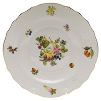 Herend Fruits & Flowers Salad Plate