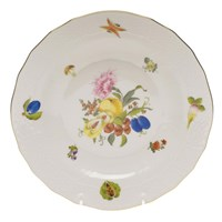 Herend Fruits & Flowers Dessert Plate