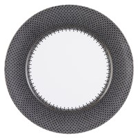 Mottahedeh Black Lace Charger / Presentation Plate