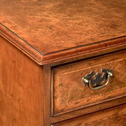 Elm and Yew Chest / Secretary