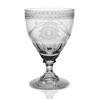 William Yeoward Crystal Pearl Goblet