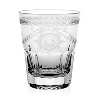 William Yeoward Crystal Pearl Tumbler Single Old Fashioned