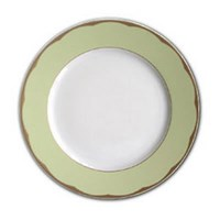 Haviland Illusion Endive Bread & Butter Plate
