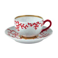Raynaud Cristobal Coral Tea Saucer