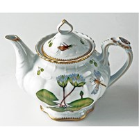 Anna Weatherley Seascape Waterlily Tea Set, 3 Pieces