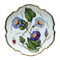 Anna Weatherley Morning Glory Bread & Butter Plate