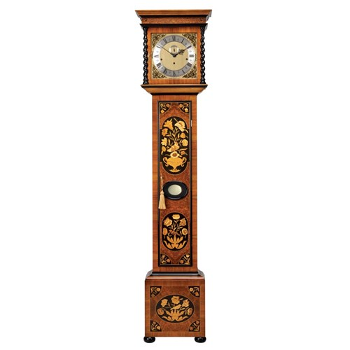 Chartwell Inlaid Grandfather Clock