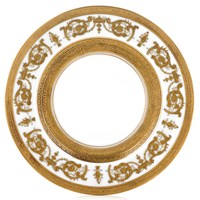 Haviland Imperator Gold Bread & Butter Plate