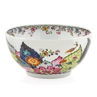 Mottahedeh Tobacco Leaf Bowl, Large