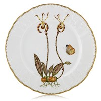 Anna Weatherly Orchid Dinner Plate #1