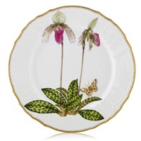 Anna Weatherly Orchid Dinner Plate #3