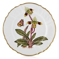 Anna Weatherly Orchid Dinner Plate #5