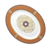 Bernardaud Grand Versailles Oval Platter, Large