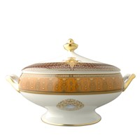 Bernardaud Grand Versailles Covered Vegetable Dish
