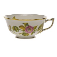 Herend American Wildflowers Passion Flower Tea Cup