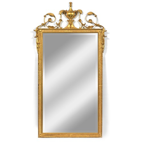 Grand Adam Rectangular Mirror