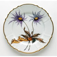 Anna Weatherley Thistle Dinner Plate