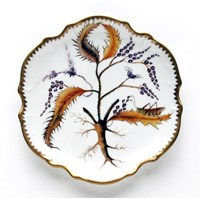 Anna Weatherley Thistle Bread & Butter Plate
