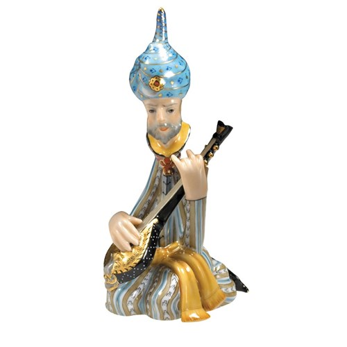 Herend Miniature Persian Playing Strings