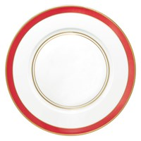 Raynaud Cristobal Coral Dinner Plate With Small Band