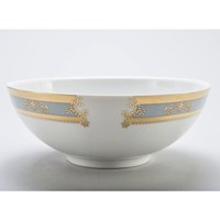 Philippe Deshoulieres Orsay Powder Blue Salad Bowl