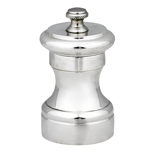 Small Sterling Silver Pepper Mill