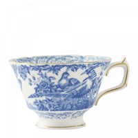 Royal Crown Derby Blue Aves Tea Cup