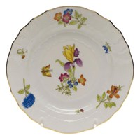Herend Antique Iris Bread & Butter Plate