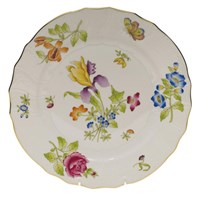 Herend Antique Iris Dinner Plate