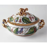 Anna Weatherley Wildberry Red Tureen