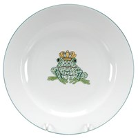 Herend Frog Prince Child's Plate