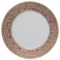 Haviland & Parlon Syracuse Rose Dinner Plate