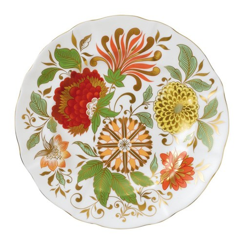 Royal Crown Derby Indian Summer Accent Plate