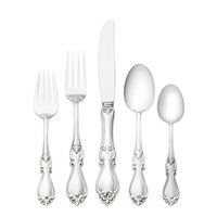 Towle Queen Elizabeth 1 Sterling Silver 5 Piece Place Setting