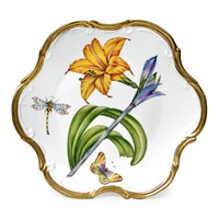 Anna Weatherley Bouquet of Flowers Salad Plate