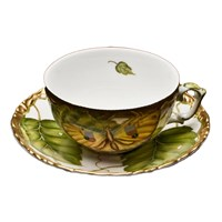 Anna Weatherley Exotic Butterflies Cup & Saucer