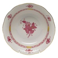 Herend Chinese Bouquet Raspberry Oatmeal Bowl