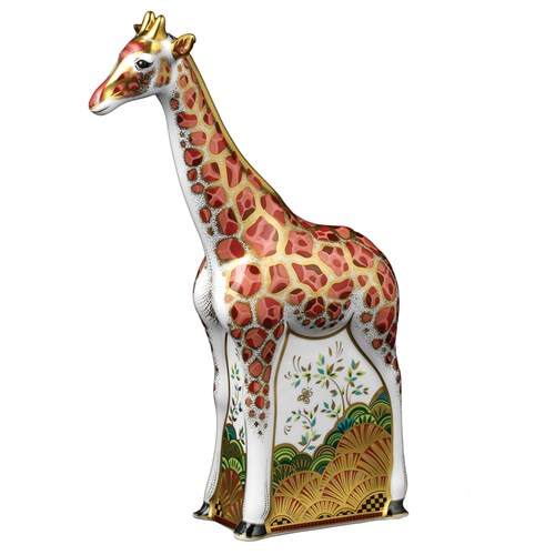 Adult Giraffe Paperweight