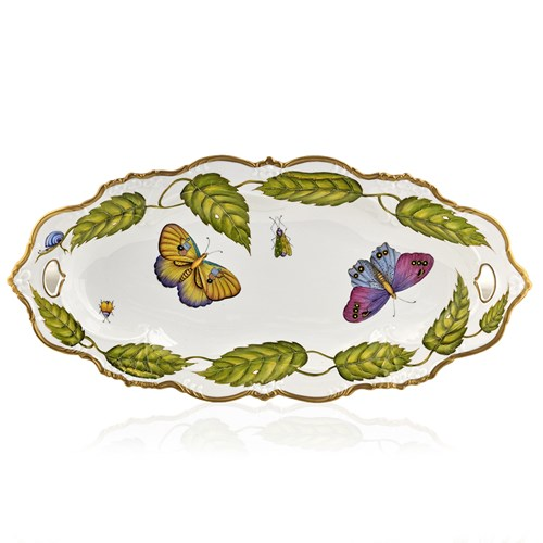 Anna Weatherley Exotic Butterfly Tray
