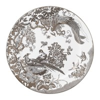 Royal Crown Derby Platinum Aves Salad Plate
