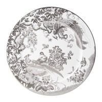 Royal Crown Derby Platinum Aves Charger / Service Plate
