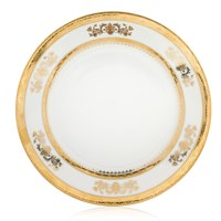 Philippe Deshoulieres Orsay White Bread & Butter Plate